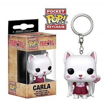Fairy Tail Pocket POP! Key Chain - Carla