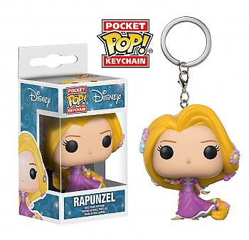 Tangled Pocket POP! Key Chain - Rapunzel (Disney)
