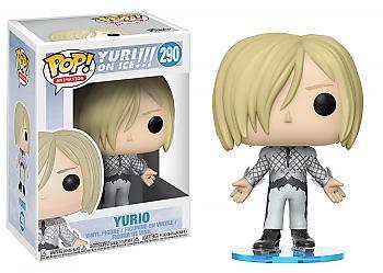 Yuri!!! On Ice POP! Vinyl Figure - Yurio (Skate-Wear)