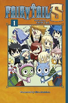 Fairy Tail S Manga Vol. 1 - Tales from Fairy Tail