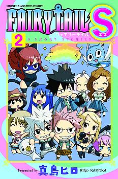Fairy Tail S Manga Vol. 2 - Tales from Fairy Tail
