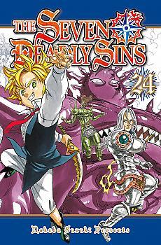 Seven Deadly Sins Manga Vol. 24