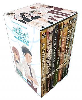 Silent Voice Manga (Complete Series Box Set)