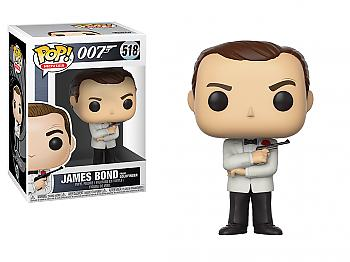 James Bond POP! Vinyl Figure - James Bond (Sean Connery)