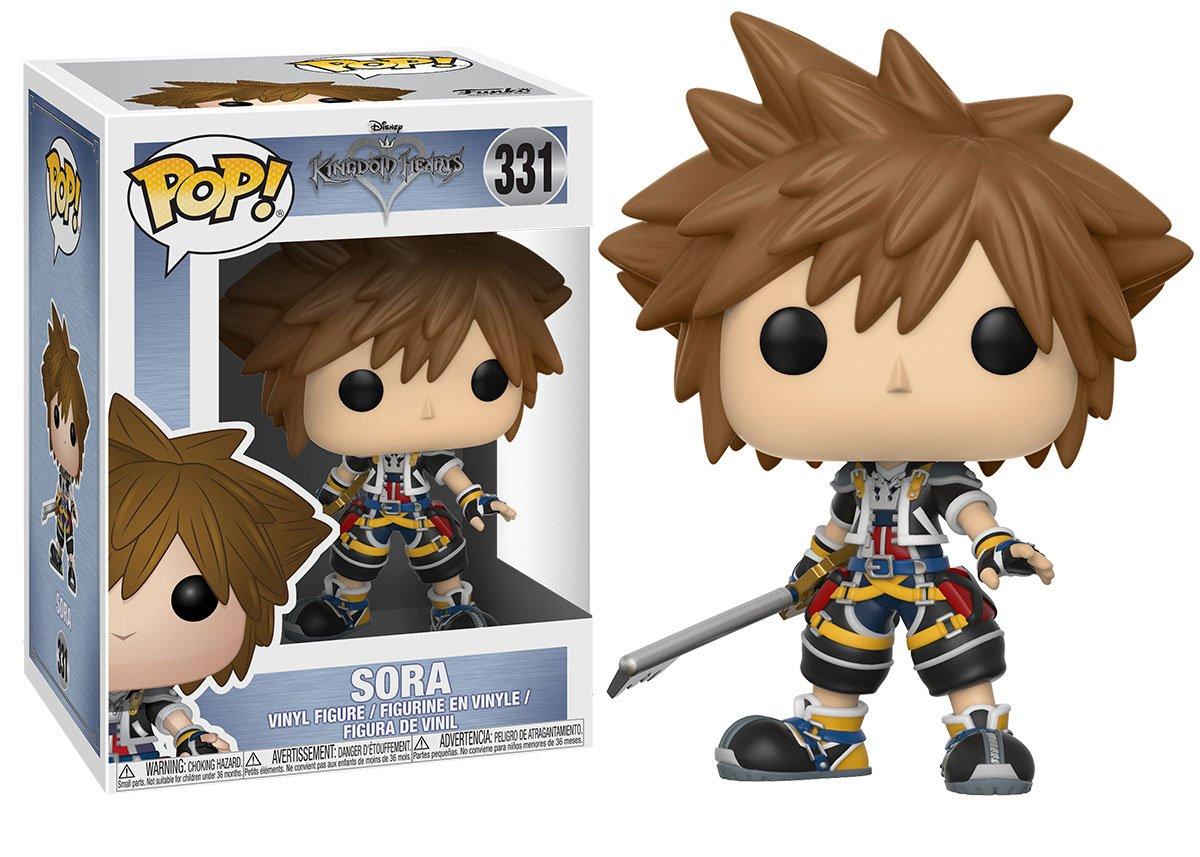 Kingdom Hearts POP! Vinyl Figure - Sora @Archonia_US