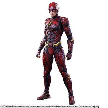 Justice League Movie Play Arts Kai Action Figure - Flash