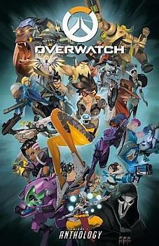 Overwatch: Anthology Art Book Vol. 1