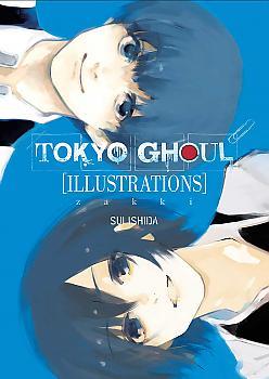 Tokyo Ghoul Illustrations Art Book - zakki