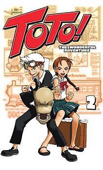 Toto! The Wonderful Adventure Manga Vol. 2