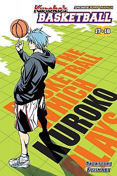Kuroko's Basketball Omnibus Manga Vol. 9