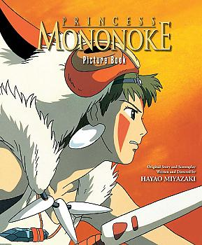 Princess Mononoke Art Book - Picture Book