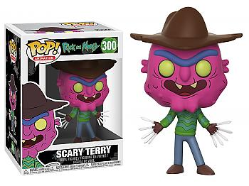 Rick and Morty POP! Vinyl Figure - Scary Terry