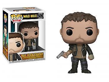 Mad Max Fury Road POP! Vinyl Figure - Max w/ Gun