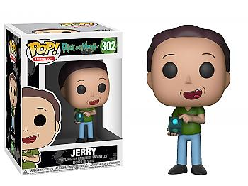 Rick and Morty POP! Vinyl Figure - Jerry