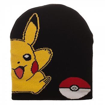 Pokemon Beanie - Pikachu & Pokeball