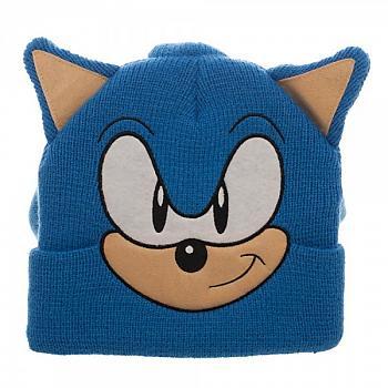 Sonic Beanie - Sonic Face