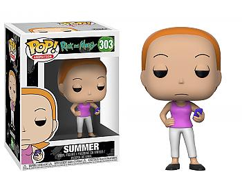 Rick and Morty POP! Vinyl Figure - Summer