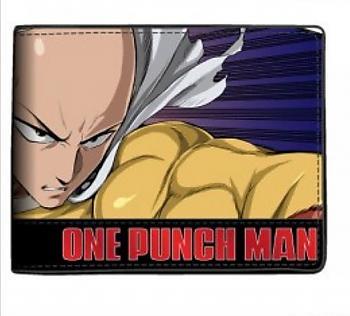 One-Punch Man Bifold Wallet - Saitama
