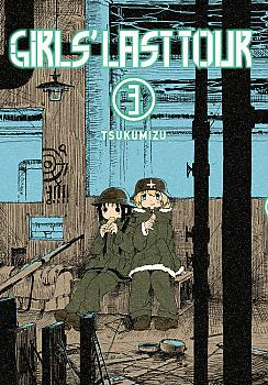 Girls' Last Tour Manga Vol. 3