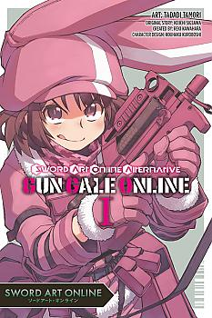Sword Art Online: Alternative Gun Gale Online Manga Vol. 1