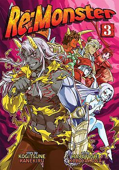 Re:Monster Manga Vol. 3