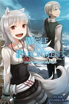 Wolf and Parchment Novel Vol. 1