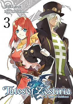 Tales of Zestiria Manga Vol. 3
