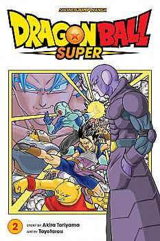 Dragon Ball Super Manga Vol. 2