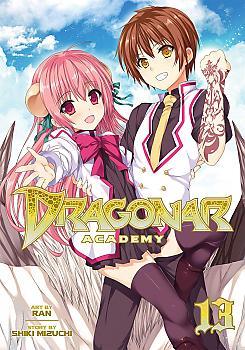 Dragonar Academy Manga Vol. 13
