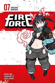 Fire Force Manga Vol. 7