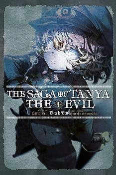 The Saga of Tanya the Evil Novel Vol. 1 - Deus lo Vult