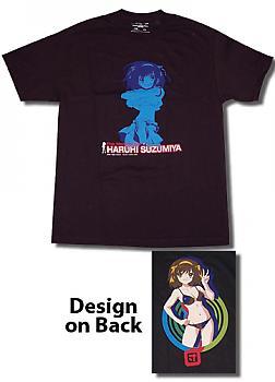 Haruhi T-Shirt - Bikini Haruhi (S)