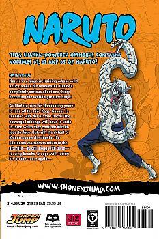 Naruto Omnibus Manga Vol. 21