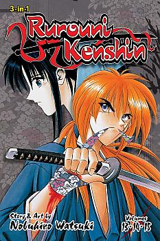 Rurouni Kenshin Omnibus Manga Vol. 5