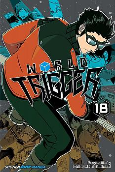 World Trigger Manga Vol. 18