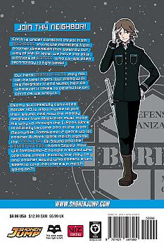 World Trigger Manga Vol. 18