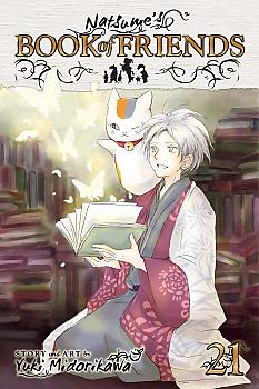 Natsume's Book Of Friends Manga Vol. 21