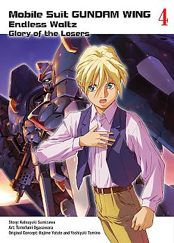 Gundam Wing Manga Vol. 4