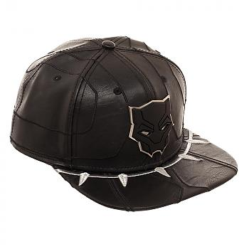 Black Panther Cap - Black Panther Suit Up Snapback