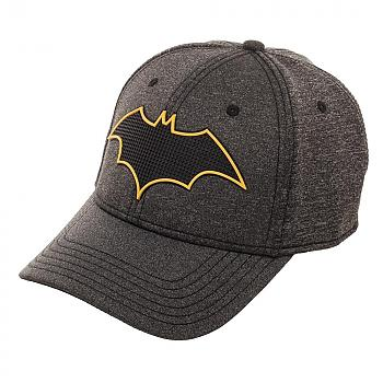 Batman Cap - Rebirth Rubber Weld Cationic Flex