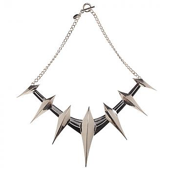 Black Panther Necklace - Spike Cosplay Collar
