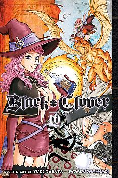 Black Clover Manga Vol. 10
