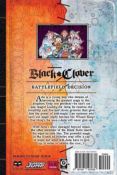 Black Clover Manga Vol. 10
