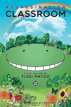 Assassination Classroom Manga Vol. 20