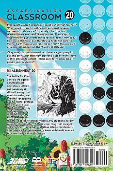 Assassination Classroom Manga Vol. 20