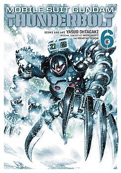 Mobile Suit Gundam Thunderbolt Manga Vol. 6