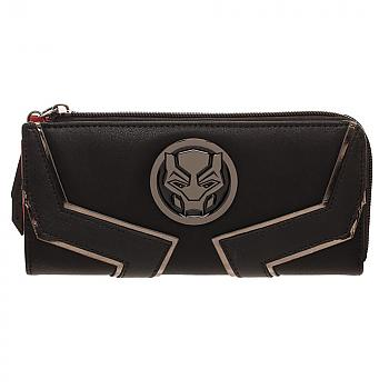 Black Panther Zip Around Wallet - Movie