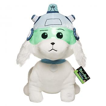 "Rick and Morty 12"" Galactic Plush - Snowball"