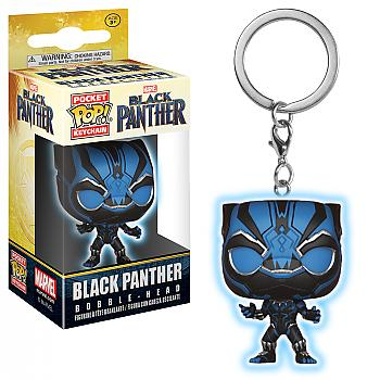 Black Panther Pocket POP! Key Chain - Black Panther Vibranium