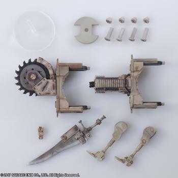 NieR: Automata - Machine Lifeform Bring Arts Action Figure (Set of 2)